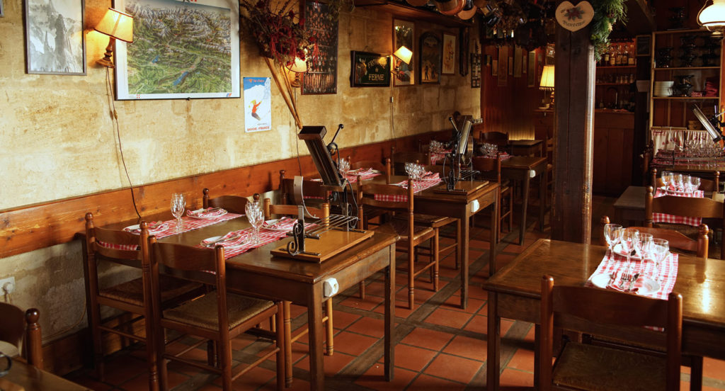 Descubre El Restaurante La Petit Savoir Bordeaux